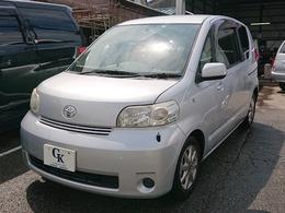 トヨタ ポルテ 1.5 150i 4WD 左Pスラ・純正CD・社外AW・ETC