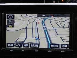 トヨタ純正ナビ NST-Y66T フルセグ・DVD・CD・SD・Bluetooth対応 ETC連動 後席モニター付き