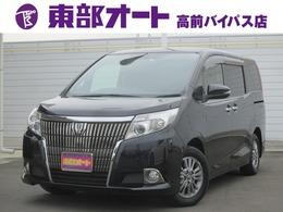トヨタ エスクァイア 2.0 Gi 純正9型SDナビ 後席モニター 両側電動 LED