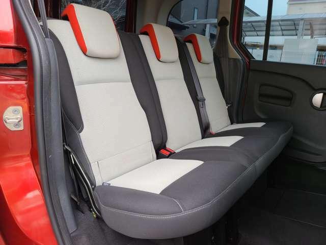 イマージュ専用の3色シートデザイン!座面のヘタリやシートの切れはなく、程度良好です!