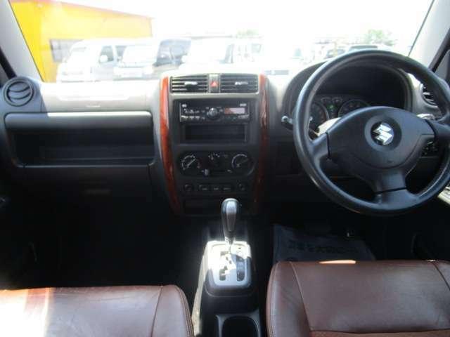 運転もしやすく、視界も広いので、どなたでもお乗りいただける1台です。