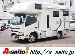 トヨタ カムロード ナッツRVクレソンボヤージュエボライト /ディーゼルターボ/キャンピング