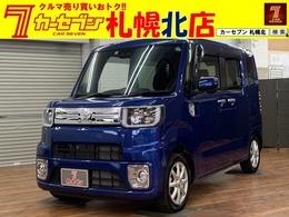 トヨタ ピクシスメガ 660 Gターボ SAIII 4WD ナビBカメ地デジ両側パラスら衝突軽減