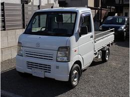 マツダ スクラムトラック 660 KC 3方開 エアコンパワステ