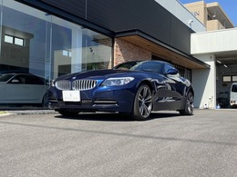 BMW Z4 sドライブ 20i ハイラインパッケージ アイボリーレザー シートヒーター ナビ