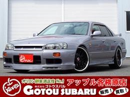 日産 スカイライン 2.0 GT スペシャルエディション MT5速乗換車 車庫調 社外マフラー