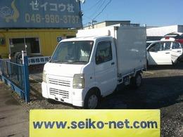 スズキ キャリイ 冷蔵冷凍車 冷蔵冷凍車 -25℃設定 AT ETC ワンオーナー