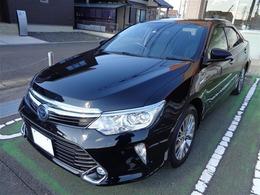 トヨタ カムリハイブリッド 2.5 Gパッケージ プレミアムブラック セーフティセンス