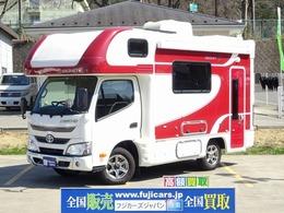 トヨタ カムロード 東和 ヴォーンDCズィーベン 家庭用エアコン リチウムイオンBT