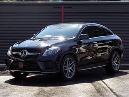 メルセデス・ベンツ GLE 350 d 4マチック スポーツ 4WD SR 黒革  360°カメラ  オートトランク