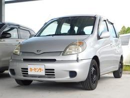 トヨタ ファンカーゴ 1.3 X キーレスエントリー ETC 電格ミラー CD