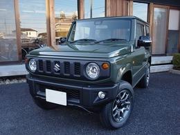 スズキ ジムニー 660 XC 4WD 届出済未使用車スズキセーフティーサポート