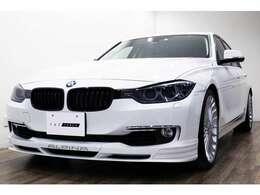 正規ディーラー車 2014年モデル BMW ALPINA B3ツーリング 右ハンドル アルピンホワイトIII/サドルブラウンダコタレザー