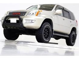 トヨタ ランドクルーザープラド 2.7 TX 4WD リフトUP 特注オールクロームメッキグリル