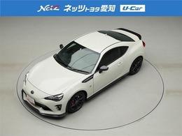 トヨタ 86 2.0 GR 当社試乗車 トヨタ認定中古車