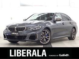 BMW 3シリーズ M340i xドライブ 4WD パーキングアシストPlus 黒革 360カメラ