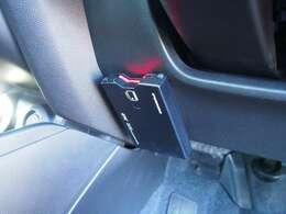 高速道路での必需品のETCも装備されてますよ(^^)/