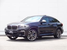 BMW X4 M40i 4WD HDDナビ ACC パノラマサンルーフ