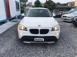 BMW X1 入庫しました!