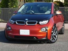 BMW i3 レンジエクステンダー 装備車 純正HDDナビ バックカメラ クルコン