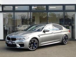 BMW M5 4.4 4WD B&Wスピーカー 茶革電動シート ACC