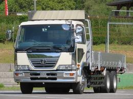 UDトラックス コンドル 10.5t 増トン 低床2デフ アルミブロック 内寸-長620x幅228x高40