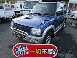 三菱 パジェロミニ 660 V 4WD MT タイミングベルト交換済み