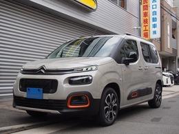 シトロエン ベルランゴ 特別仕様車XTRパッケージ 登録済未使用車・型式3DA-K9CYH01