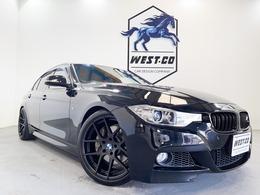 BMW 3シリーズ アクティブハイブリッド 3 Mスポーツ 赤革 SR BILSTEIN ARC WGNER TUNING
