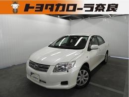 トヨタ カローラアクシオ 1.5 G HDDナビ+フルセグ+バックM
