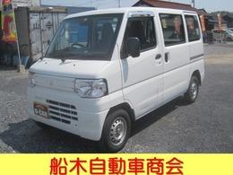 三菱 ミニキャブバン 660 CD 標準ルーフ 車検令和4年4月