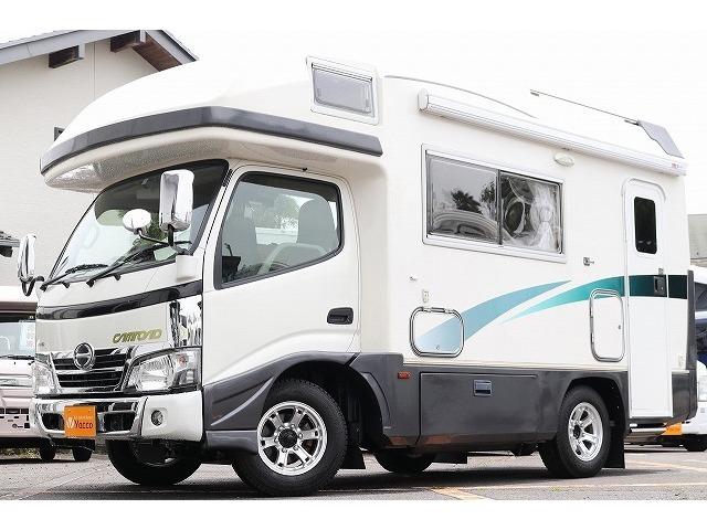 H24 カムロード3.0DT 4WD バンテック製 ジル