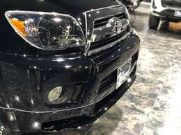 フロント、リアのバンパースポイラーは当社オリジナルです!※車両本体価格に含まれます。