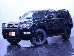 トヨタ ハイラックスサーフ 2.7 SSR-X 4WD 後期仕様 新ライト 新グリル 新ガード 新AW