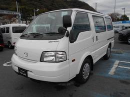 マツダ ボンゴバン 1.8 DX 低床 /登録済み未使用車/走行2km