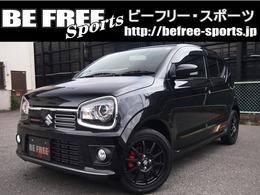 スズキ アルト ワークス 660 4WD 5速ミッション・地デジ/ナビ・ドラレコ付