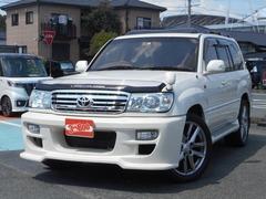 トヨタ ランドクルーザー100 の中古車 4.7 VXリミテッド Gセレクション 4WD 熊本県熊本市東区 98.0万円