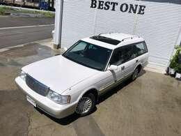 この度は、数ある中古車販売店の中から弊社「BEST ONE」のお車にご興味頂き誠にありがとうございます!
