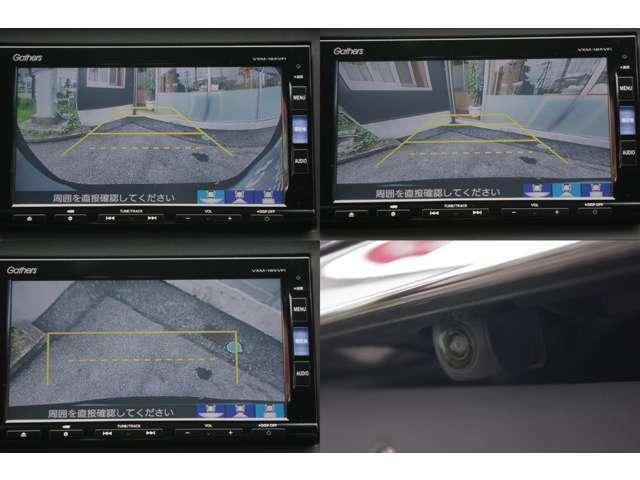 ☆バックカメラ付き☆初心者の方から運転が苦手な方、バックが苦手な方でも安心安全に駐車をすることが出来ます☆