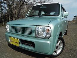 スズキ アルトラパン 660 X 4WD ホワイトツートン×ETC×ミラーヒーター
