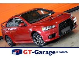 三菱 ランサーエボリューション 2.0 ファイナルエディション 4WD 1000台限定車 オプション2トーン 専用BBS