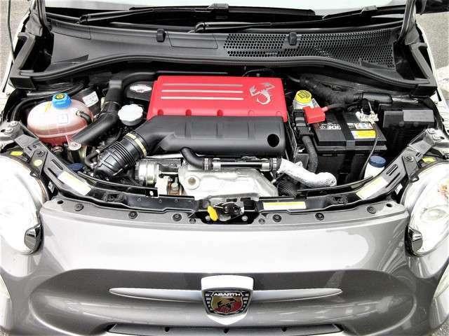直列4気筒DOHC 16バルブ インタークーラー付ターボ