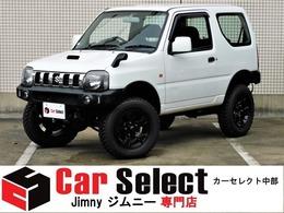 スズキ ジムニー 660 XG 4WD ターボ 新品部品3インチリフトアップ