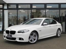 BMW 5シリーズ 523d Mスポーツ ザ ピーク ディーゼルターボ 黒革電動シート ACC 1オーナー 限定260台