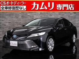 トヨタ カムリ 2.5 G SDナビ/禁煙車/プリクラッシュ/クリソナ