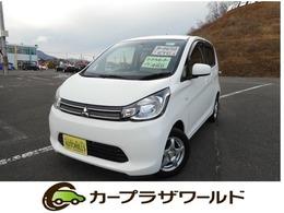 三菱 eKワゴン 660 M 4WD 純正SDナビ Bluetooth シートヒーター