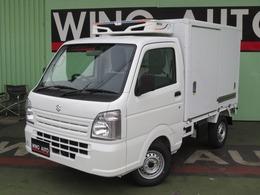 スズキ キャリイ 660 低温冷凍車 1WAY 冷媒R134a -20℃仕様