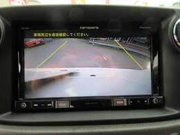 社外カロッツェリアメモリーナビ付♪ ガイド線付きバックカメラで駐車も安心ですね♪ 広角のカメラを使用しております♪