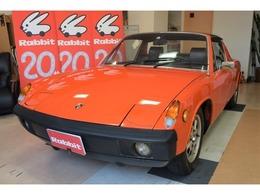 ポルシェ 914 1.7 5速マニュアル 車検整備付