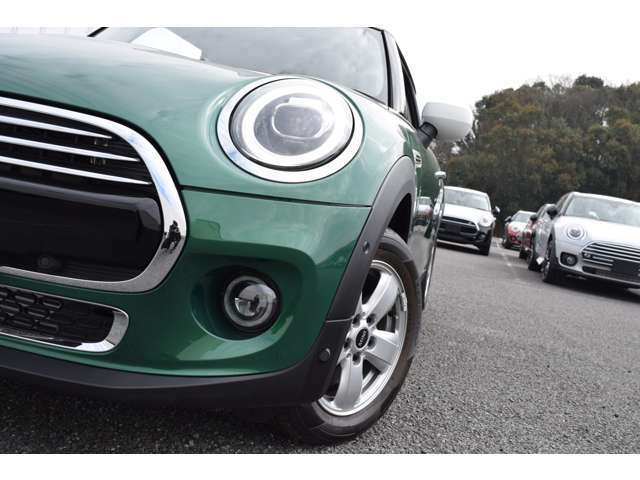 ☆ MINI NEXT ☆ ご購入後、2年間走行距離無制限保証!全国正規MINIディーラーにて、対応可能な認定中古車保証付となります。